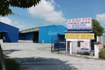 Công ty TNHH TM DV Vận Tải Thuận Thành Phát cho thuê kho tại Bình Dương