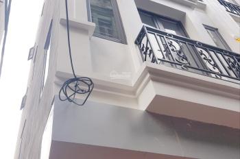 Bán nhà ngõ 296 Minh Khai, độc lập 1 căn, 2 mặt thoáng cách phố 100m, 35m2*5T giá 3 tỷ, 0917483636
