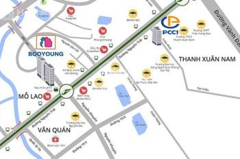 CĐT cho thuê văn phòng PCC1 Triều Khúc. DT linh hoạt từ 150m2 đến 1200m2