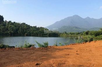 Chính chủ cần bán siêu phẩm nghỉ dưỡng bám mặt hồ đẹp nhất Ba Vì Hà Nội. LH 0363166699/0964083210