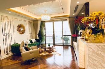 Hotline: 039.382.9622 - Cho thuê Hong Kong Tower. 110m2, căn góc, 3PN, full đồ đẹp, giá 21tr/th