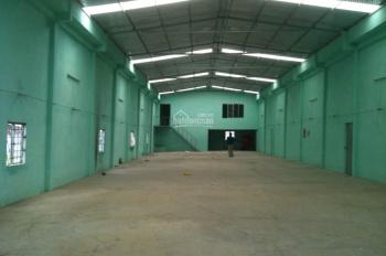 Cho thuê nhà xưởng đường Lê Văn Khương, Quận 12, DT: 500m2 giá 26 triệu/tháng, LH: 0937.388.709