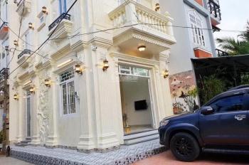 Hot! Bán nhà 6x12m (72m2) 3 lầu, Huỳnh Tấn Phát gần Phú Thuận, ô tô 7 chỗ vào tới nhà