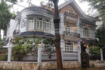 Bán biệt thự góc 2 mặt tiền KDC Trung Sơn, view công viên đẹp, DT 10m x 20m, trệt lầu giá 25 tỷ TL