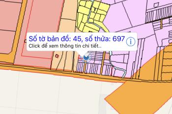 Bán đất sổ hồng riêng, 10x20m, ấp 1, Sông Trầu, dân cư đông đúc