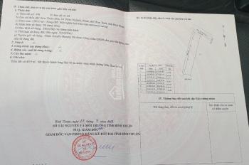 Bán lô MT Trần Bình Trọng, gần sân bay Phan Thiết, gần công an xã Thiện Nghiệp, có 2 MT. 093566690