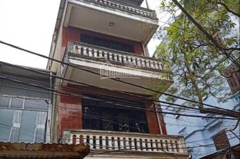 Cho thuê nhà riêng, VP DT 100m2/ 1 sàn *3 tầng, 2 ô tô tránh, chỗ để xe rộng tại mặt ngõ Kim Giang