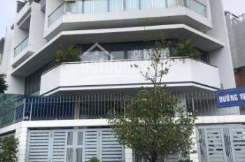 Cần bán gấp nhà phố (5x20.5m) - Góc 2 mặt tiền (9x17m) Vạn Phúc City ngay trường MN Ngô Thì Nhậm