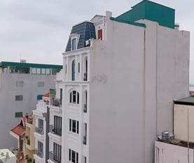 Bán nhà Nguyễn Văn Cừ 200m2, 4 tầng đoạn đường đẹp vỉa hè rộng, 2 mặt tiền kinh doanh ô tô