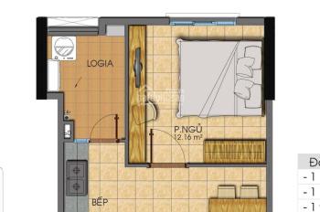 Bán gấp căn hộ Era Town Q.7, sổ hồng 48m2 giá 1tỷ560tr, 59m2 giá chỉ 1tỷ7, LH: 0938.44.0369