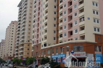 Bán gấp căn góc chung cư C3 đường Nguyễn Cơ Thạch 130m2 chỉ 18 triệu/m2