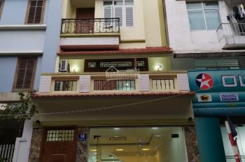 Cho thuê nhà phố Kẻ Vẽ, Phường Đông Ngạc, Bắc Từ Liêm. DT 45m 5 tầng MT 4,5m. Giá 10tr