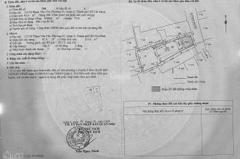 Chính chủ bán nhà hẻm 125/xx Phạm Văn Chí, P3, Q6, 92.6m2