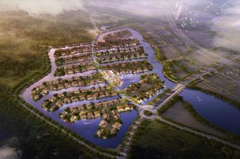 Kiệt tác biệt thự đảo Ecopark - The Island, lựa chọn số 1 của phong cách sống resort 5*