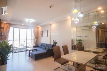 Cho thuê gấp CC Rivera Park, Thành Thái, Q10, DT 78m2, 2PN, gía 14tr/th, LH Tâm: 0932349271