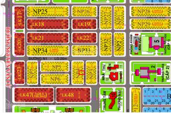 Dự án XDHN, ĐV2 - NP4 - 31, đường 12m, diện tích 111.9m2, giá 1,16 tỷ, 0972 880 800 Tân