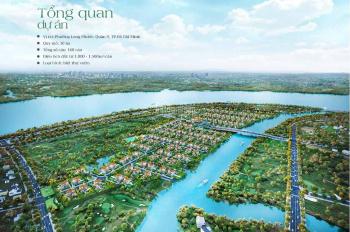 Nền thự ven sông CK hơn 10 tỷ đẹp nhất Q9, giá chỉ từ 14tr/m2. Tú Anh lấy thiết kế: 0963836585