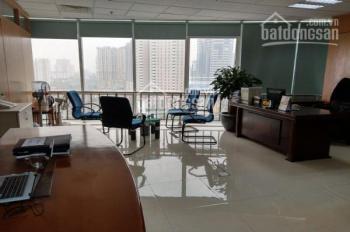 Cho thuê văn phòng quận Thanh Xuân, tòa Licogi 13, DT 80m2 - 300m2