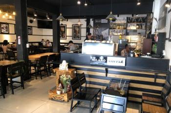 Sang quán cafe Milano mặt đường Lý Chính Thắng sầm uất. Giá hời chỉ: 600tr, LH: 0979 17 5566