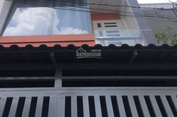 Bán nhà mới Chế Lan Viên, Tây Thạnh, Tân Phú, 4x12m