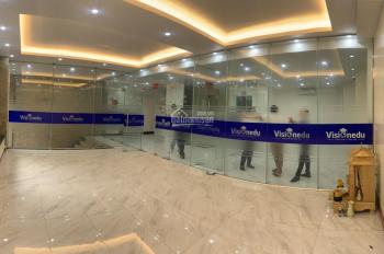 CC Cho thuê MBKD 100m2 mặt tiền 12m tại Mễ Trì, Mỹ Đình làm Spa, Phòng Khám, Siêu thị, Salon,Nail