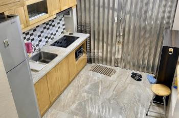 Cho thuê nhà 4 tầng mặt ngõ phố Khâm Thiên ở và KD