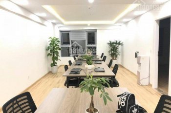 Cho thuê tòa nhà 7 tầng làm văn phòng mặt phố Đỗ Nhuận - thông sàn có thang máy - 35tr/tháng