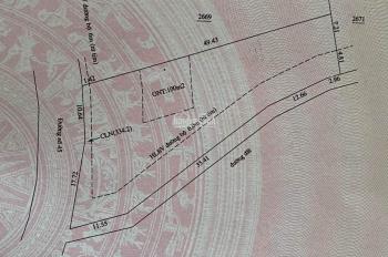 Cần tiền bán 1022 m2 ngay cổng khu công nghiệp Minh Hưng Hàn Quốc, LH 0913677601