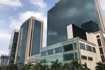 Chủ đầu tư cho thuê VP tại Charmvit Tower 200m2 có sẵn nội thất Trần Duy Hưng
