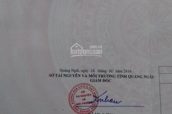 Bán đất mặt tiền Huỳnh Thúc Kháng - KĐT Ngọc Bảo Viên TP Quảng Ngãi