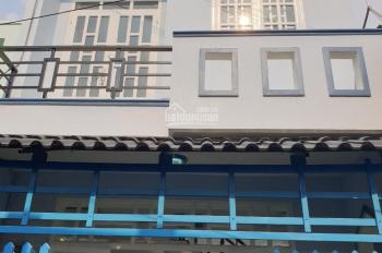 Nhà lầu 4 x 14m / đường Trịnh Thị Miếng gần chợ Thới Tứ Hóc Môn