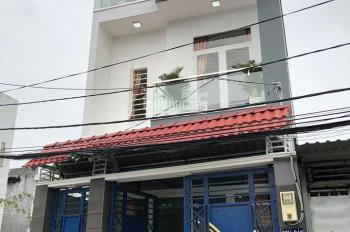 Cần bán căn nhà 3 tầng lầu DTSD 285m2, sổ riêng vay ngân hàng, sang tên ngay. HH môi giới