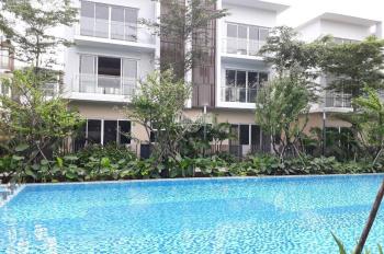 Bán biệt thự Palm Residence diện tích 9*17m, 1 trệt 2 lầu, ngay hồ bơi, giá bán 25 tỷ