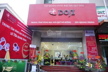 Cơ hội sở hữu nhà mặt phố Quang Trung kinh doanh sầm uất rất hiếm! S: 50m2, 3 tầng, mt 5m giá 7,7tỷ