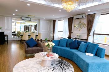 Bán Udic Westlake căn góc 3 phòng ngủ, 168.1m2, view cầu Nhật Tân, giá 5.376 tỷ, bàn giao full NT