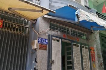 Chính chủ bán gấp nhà đường Đất Mới, Bình Tân 1 trệt 1 lầu hẻm 5m thông, nhà đẹp giá rẻ, 0938074562