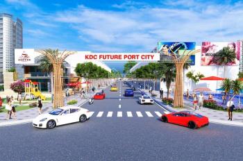 Khu dân cư Future Port City tọa lạc ngay tại mặt tiền đường Hội Bài Châu Pha (Vũng Tàu)