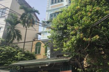 Hot quá mặt Hồ Đắc Di thuộc mặt phố Trần Hữu Tước kéo dài 65m2, 3 tầng, giá 230tr/m2