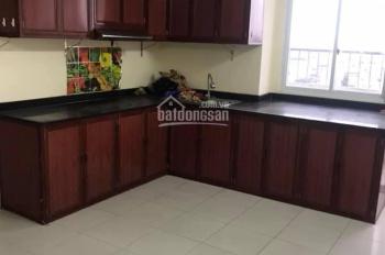 Cho thuê căn hộ CT1A Thạch Bàn, Long Biên, DT: 100m2, nội thất cơ bản, giá 5tr5/th LH: 0981716196