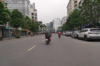 Bán nhà mặt phố đường Nguyễn Quốc Trị, Quận Cầu Giấy, Hà Nội. Giá 46 tỷ, diện tích 110m2 x 9 tầng