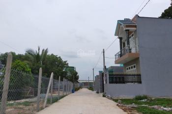 Vợ chồng tôi cần bán miếng đất tại Tân An Hội, Củ Chi, diện tích 141m2, thổ cư 100% LH 0917728980