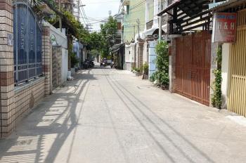 Chính chủ bán một căn nhà vị trí đẹp 1 trệt, 1 gác lửng, hẻm 4,5m đường Bùi Đình Túy