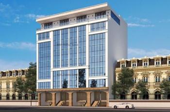 Chính chủ bán tòa nhà văn phòng 9 tầng mặt phố  Đỗ Đức Dục, DT 310m2 x 9 tầng, giá 180 tỷ
