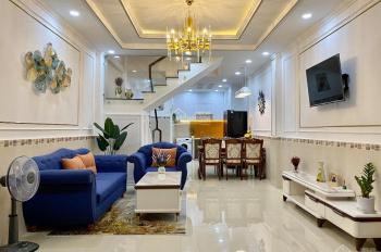 Bán biệt thự mini HXH Lê Đức Thọ, Phường 13, quận Gò Vấp tặng nội thất cao cấp 4 tỷ 18