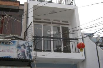Cho thuê nhà HXH Cao Thắng, P. 12, Q10 DT 8x15.5m, trệt, 1 lầu, giá thuê 100tr/th. 0909 299 204