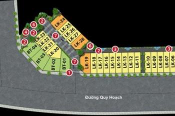 PKD chủ đầu tư Hateco mở bán đợt cuối dự án Hateco Green Park, đầu tư sinh lời cao. LH: 0972864501