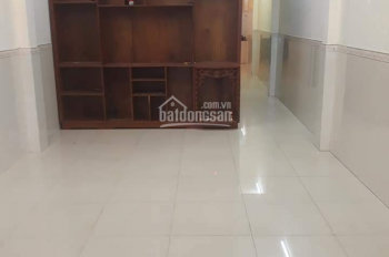 Nhà văn phòng mới tinh khu Bình Phú 4x12m 2 lầu có máy lạnh