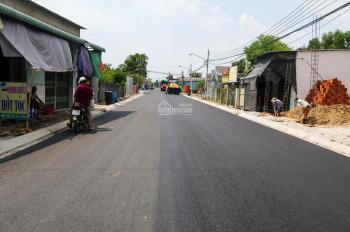 Kẹt tiền ra gấp lô đất gần chợ Tân Phước Khánh, 68m2, thổ cư 100%.