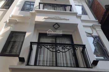 Bán nhà DT 39m2 * 5T xây mới ngõ 349 Minh Khai, Hai Bà Trưng, đối diện chung cư Times City