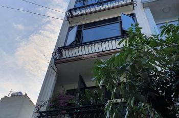 Cho thuê nhà mặt phố Cầu Giấy - Nguyễn Văn Huyên 54m2 x 5 tầng, có thang máy điều hòa giá chỉ 35tr